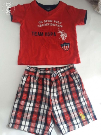 US Polo set