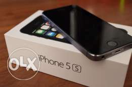 Iphone 5S 16G as new with box excellent condition