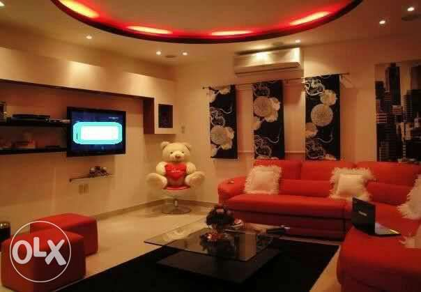 Furnished apartement at madinty super loxs
