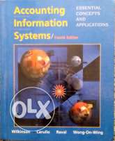 Accounting Information Systems , Essential concepts And Applications .