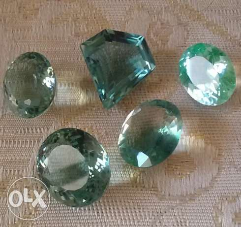 Tourmaline pariba 125 carats price on request