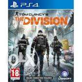 The Division PS4 For Sale / Drive Club