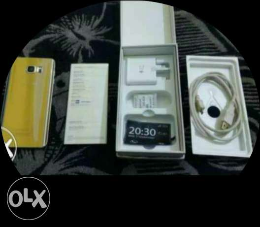 Note 5 for sale or trade (gold) 32gb مصر الجديدة -  3