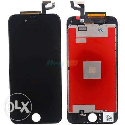 Replace LCD Display Touch Digitizer Screen for iPhone 6S Black A1633 A