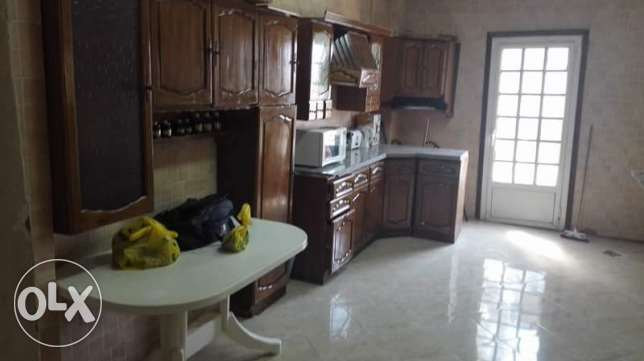 furniture villa in Biverlly Hills الشيخ زايد -  3
