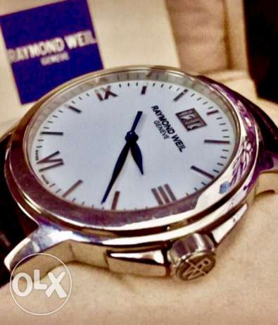 Original Raymond Weil Swiss Made
