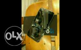 Galaxy s7 one sim 32G Black جديد