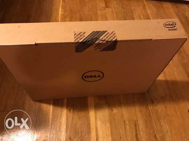 New in box Dell laptop 15.6 screen Inspiron 15 Model 3558 الشيخ زايد -  3