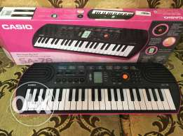 For sell Piano Casio
