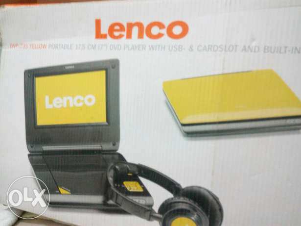 dvd player lenco