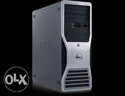 Workstation dell t5400