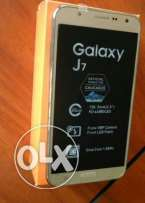 Samsung Galaxy j7 gold with box and all accessories as new