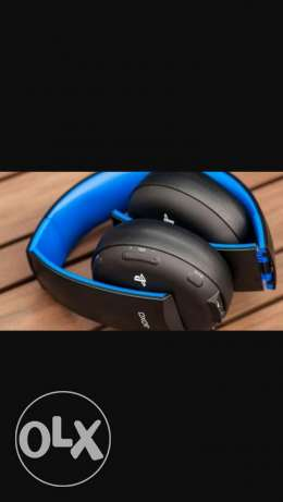 Ps4 headset used
