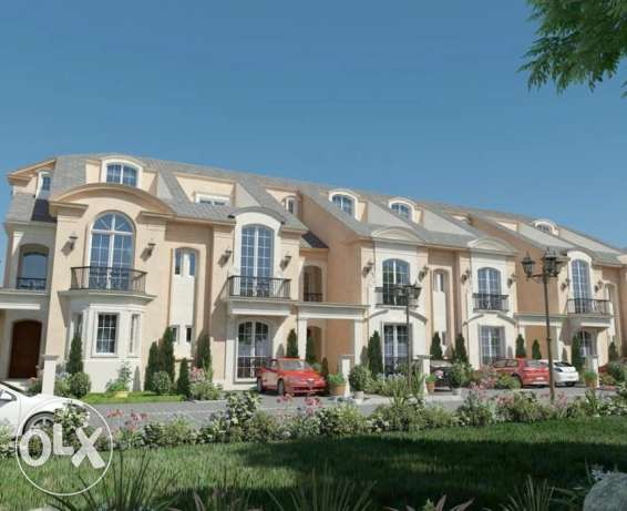 Townhouse located in New Cairo for sale 388 m2, Layan