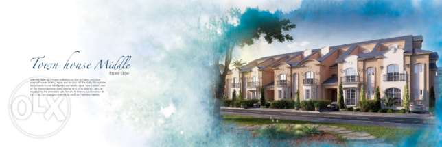 Layan Townhouse Middle with low downpayment