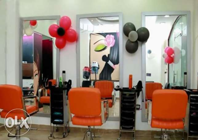 Commercial property Chance, beauty salon for rent in degla el maadi ,