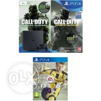 FIFA 17 & COD infinite warfare (Bundle)