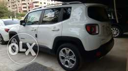 Jeep Renegade 4x4 model 2016
