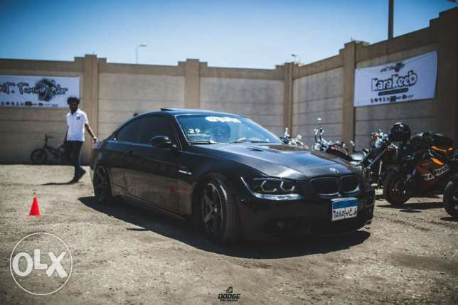 E92 coupe BMW