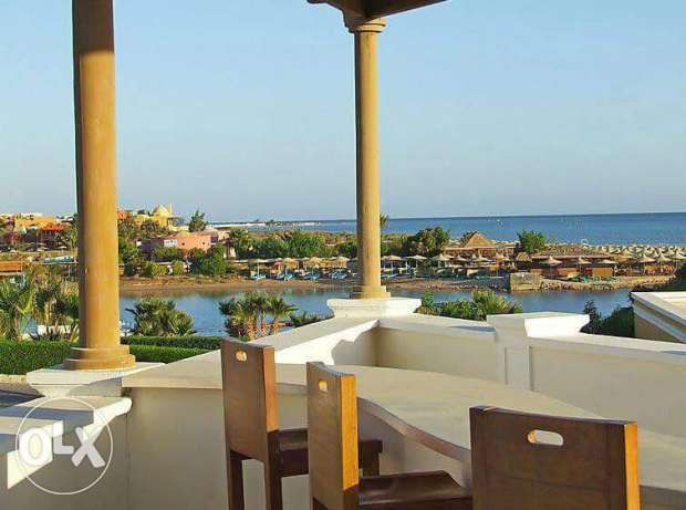 Amazing villa overlooking the sea is best place to enjoy Eid!