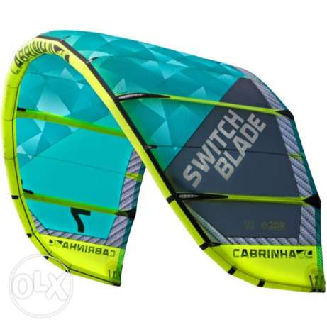 Cabrinha switch blade kite 2015 رأس سدر -  1