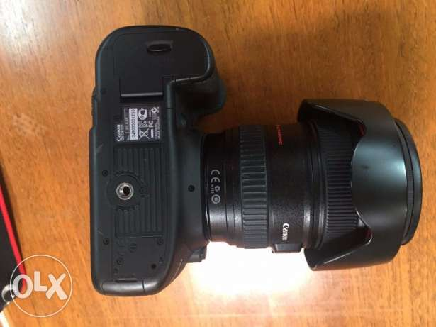 Canon EOS 5D mark iii EF 24-105 F/4L IS USM Kit With Box