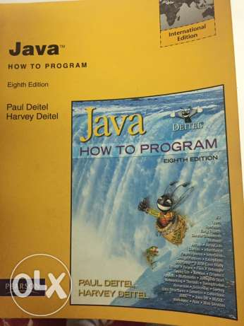 java how to program eighth edition