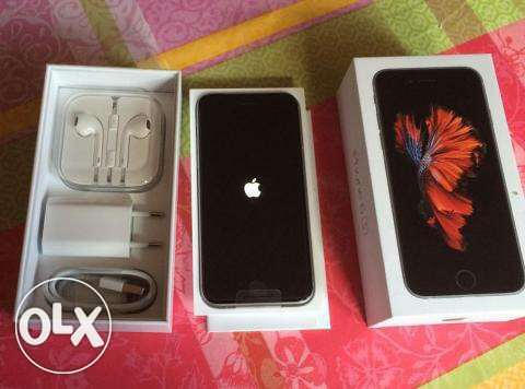iPhone 6s 64 gb space gray