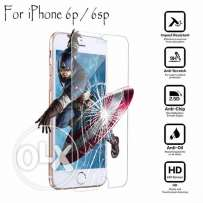 Tempered Glass Screen Protectors for iphone 6 plus/6s plus 0.26mm 2.5D