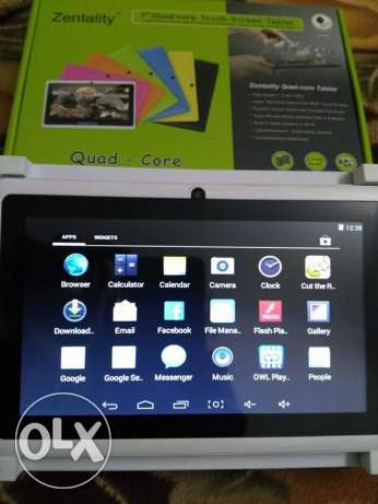 اZentality 7 Quad-Core internet Tablet مدينة بورفؤاد -  2