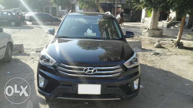 Hyundai Creata 2016 Medline