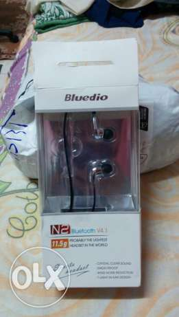 Bluedio wireless earphone - Sports earphone