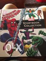 spider man story