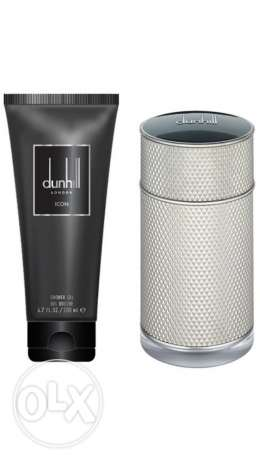Dunhill perfume & shower gel