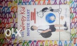 Diary of a wimpy kid:movie diary