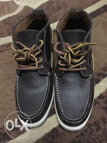 Tommy Shoes US.9 Brown