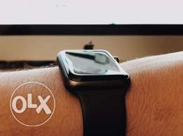 Apple Watch 42 mm Space Gray