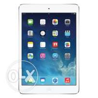 i pad mini 2 16gb wifi and blutooth only الحالة ممتازة