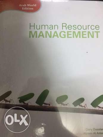 book h r management