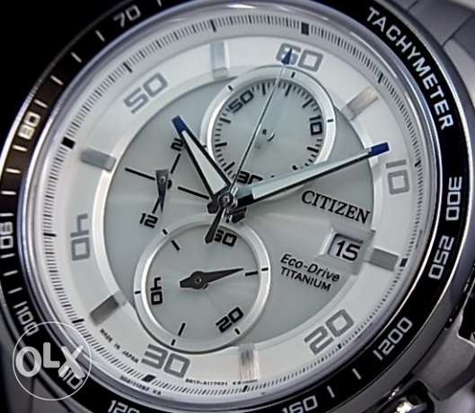 Citizen watch Eco-drive CA0341-52A