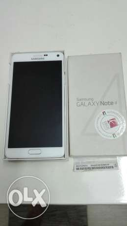 Note 4 Excellent condition