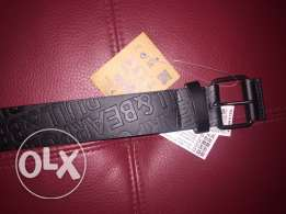 Pull&Bear new black belt