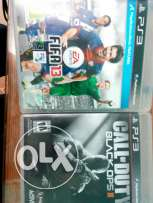 fifa 13 + call of duty mw3 ps3