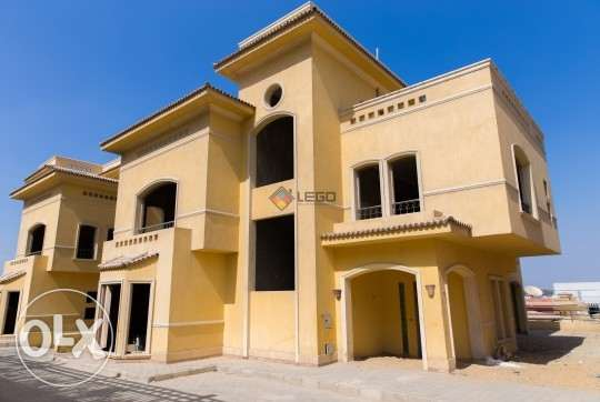 For Sale Standalone Villa, in Cairo - Alex. Road.