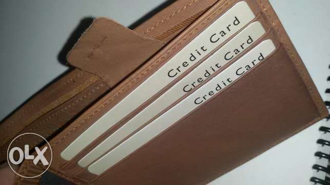 Wallet genuine leather العبور -  1
