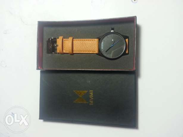 New mvmt watch.