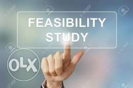 Projects Feasibility studies services