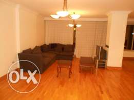 Clean Furnished Apartment Located In Maadi Degla For Rent