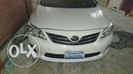 Toyota for sale very clean