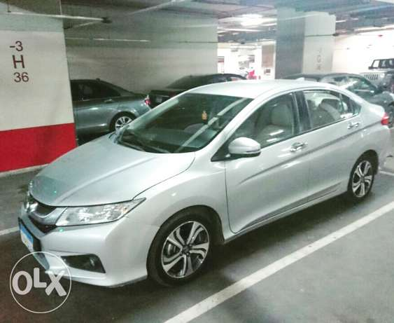 Honda City High line 2016